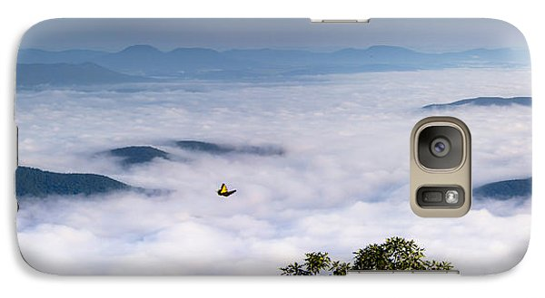 Galaxy Case featuring the photograph Ascending Hope by Everett Houser