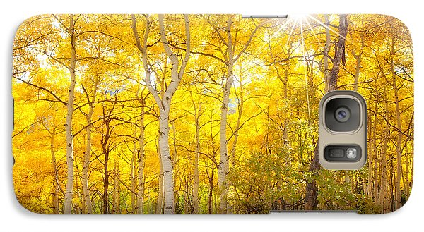 Aspen Morning Galaxy S7 Case