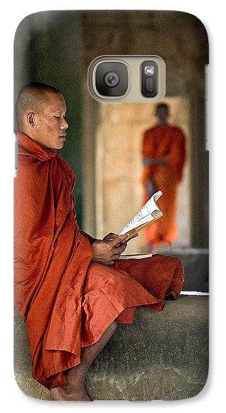Aspiration Galaxy S7 Case