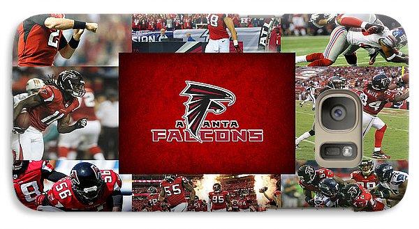 Atlanta Falcons Galaxy S7 Case