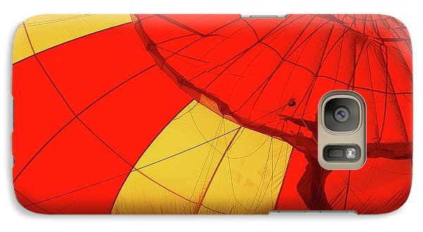 Galaxy Case featuring the photograph Balloon Fantasy 2 by Allen Beatty