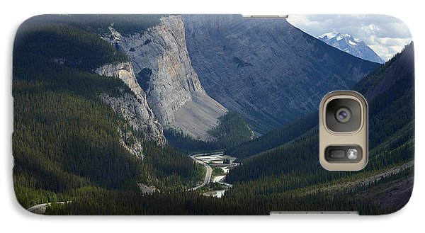Galaxy Case featuring the photograph Banff National Park by Yue Wang