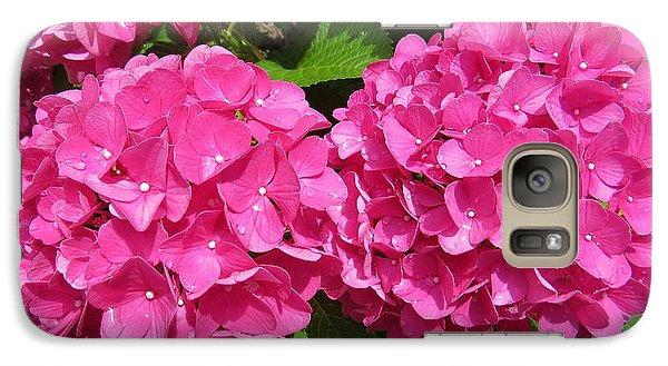 Galaxy Case featuring the photograph Beauty In Pink by Jeanette Oberholtzer