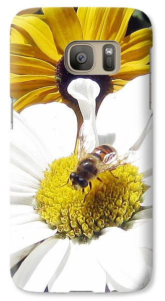 Galaxy Case featuring the photograph Beecause by Janice Westerberg