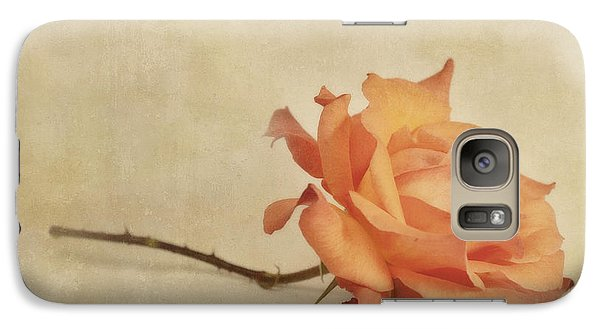 Rose Galaxy S7 Case - Bellezza by Priska Wettstein