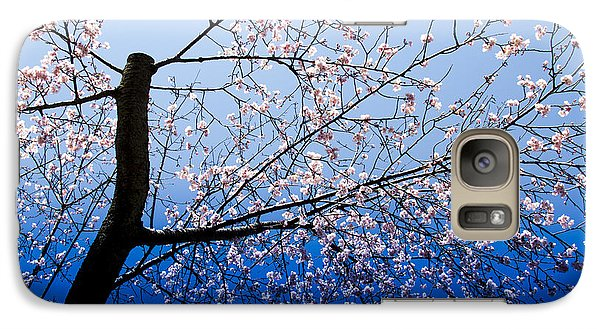 Galaxy Case featuring the photograph Bloom by Tad Kanazaki