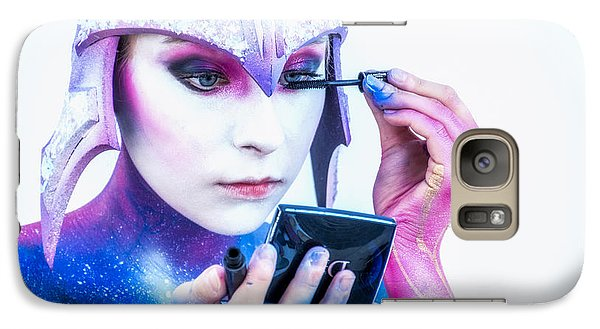Bodypainting Galaxy S7 Case