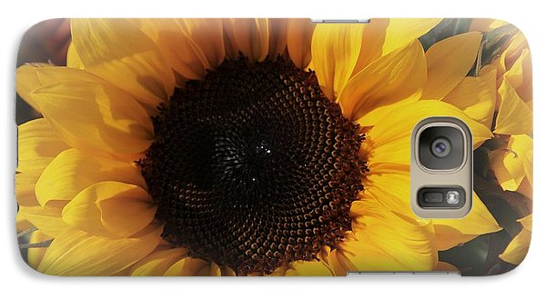 Galaxy Case featuring the photograph Bright Summer by Yumi Johnson