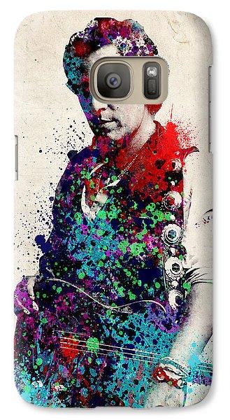 Bruce Springsteen  Galaxy S7 Case