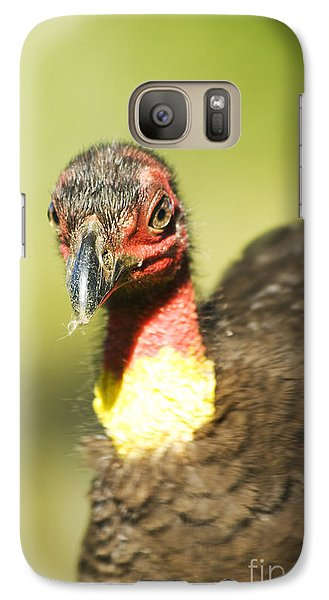 Brush Scrub Turkey Galaxy S7 Case