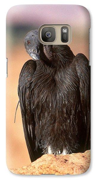 California Condor Galaxy S7 Case by Art Wolfe