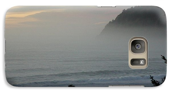 Galaxy Case featuring the photograph Cape Lookout by Angi Parks