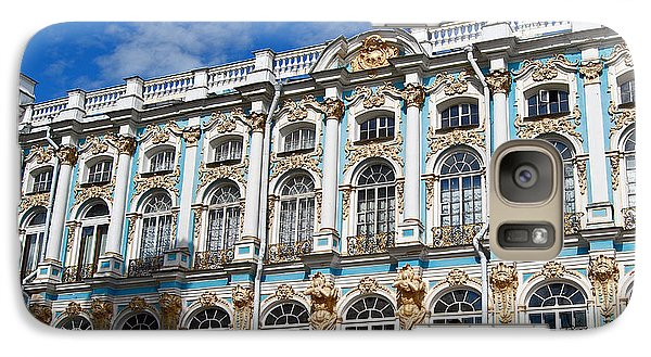 Galaxy Case featuring the photograph Catherine's Palace by Harvey Barrison