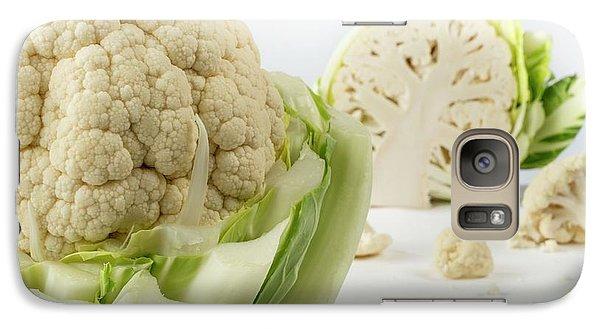 Cauliflower Galaxy Case by Aberration Films Ltd