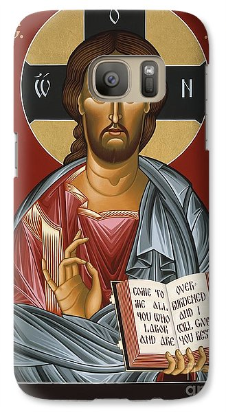 Christ All Merciful 022 Galaxy S7 Case