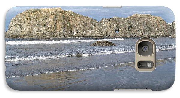 Galaxy Case featuring the photograph Elephant Rock Blues by Suzy Piatt