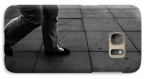 Galaxy Case featuring the photograph Confusion by Lucy D