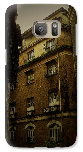 Galaxy Case featuring the photograph Crime Alley by Salman Ravish