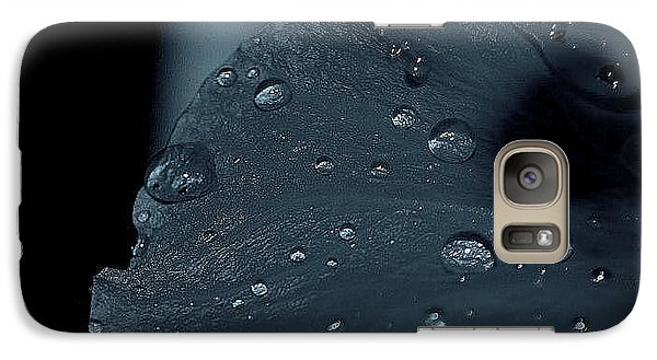 Galaxy Case featuring the photograph Feel The Rain by Marija Djedovic