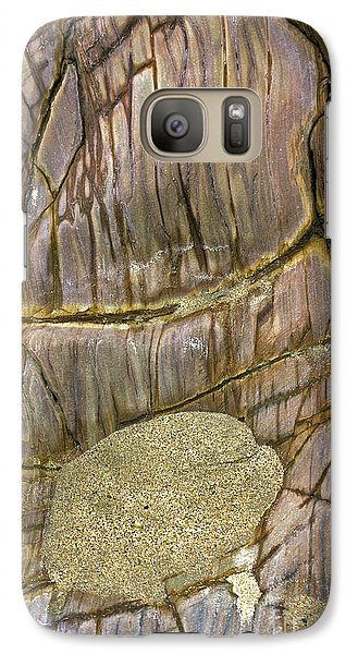 Devonian Slates Galaxy Case by Dr Keith Wheeler