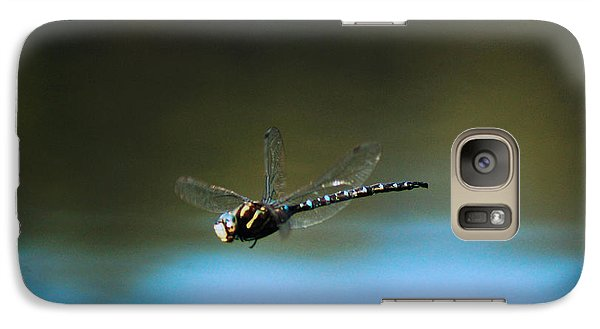 Galaxy Case featuring the photograph Dragonfly by Angi Parks