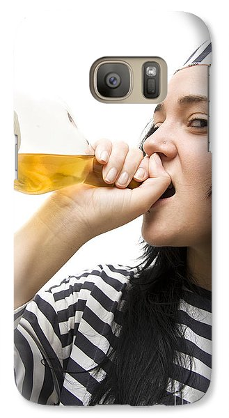 Drinking Detainee Galaxy S7 Case