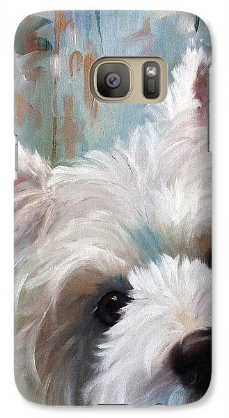 Sparrow Galaxy S7 Case - Drip by Mary Sparrow