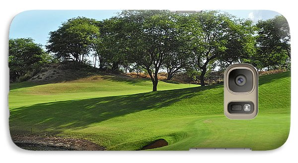Galaxy Case featuring the photograph Dunes Of Maui Lani Golf Course  by Kirsten Giving