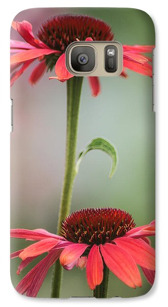 Galaxy Case featuring the photograph Duo by Jacqui Boonstra