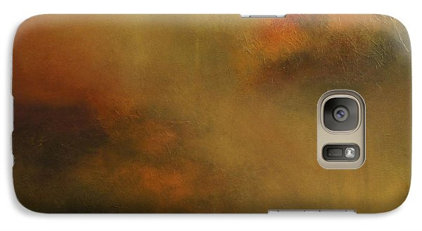 Galaxy Case featuring the painting Earth Tones by Debra Crank