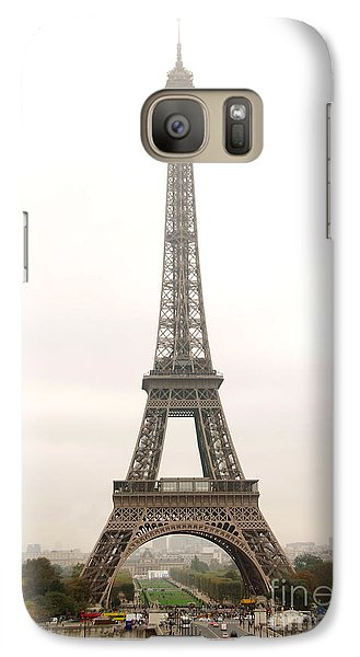 Eiffel Tower Galaxy S7 Case by Elena Elisseeva