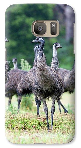 Emu (dromaius Novaehollandiae Galaxy S7 Case