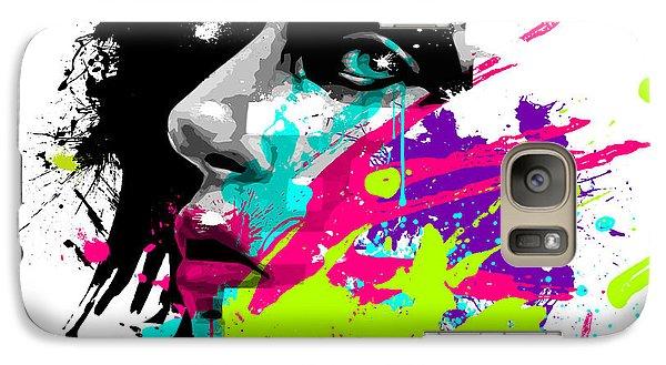 Face Paint 2 Galaxy S7 Case