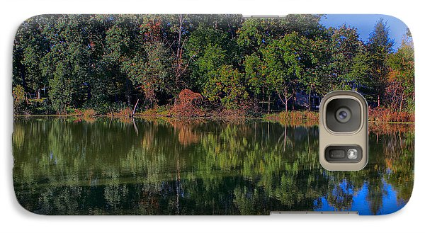 Galaxy Case featuring the photograph Fall Colors by Jerome Lynch