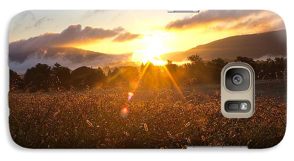 Galaxy Case featuring the photograph Finding Serenity by Everett Houser