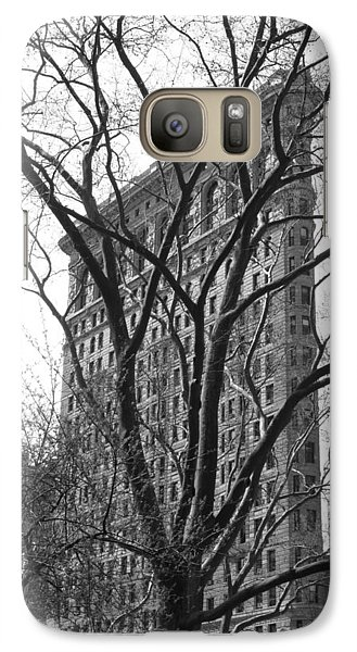 Flat Iron Tree Galaxy S7 Case