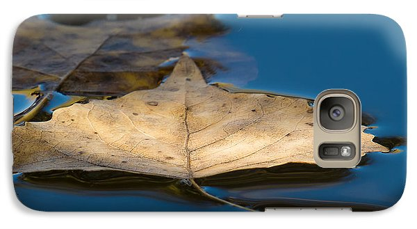 Galaxy Case featuring the photograph Floating by Beverly Parks