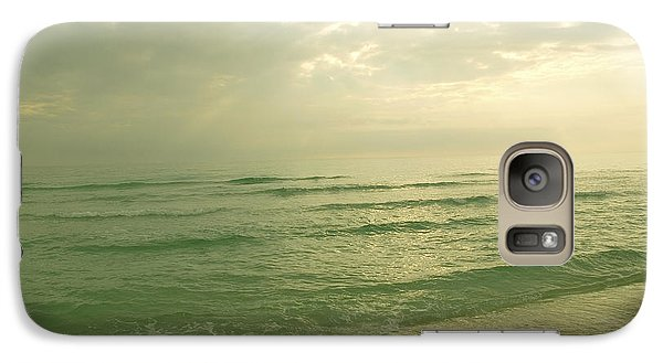 Galaxy Case featuring the photograph Florida Beach by Charles Beeler