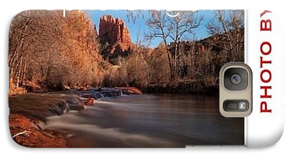 Galaxy S7 Case - Friends, My Photo Is In The by Larry Marshall