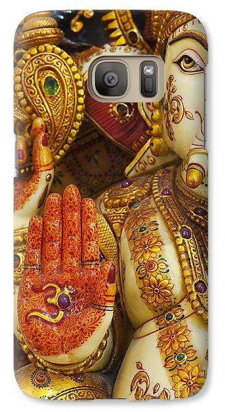 Ornate Ganesha Galaxy S7 Case
