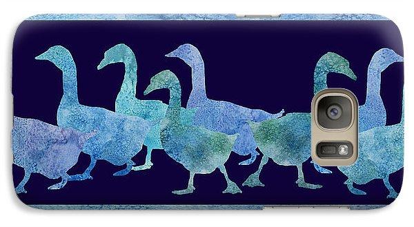 Geese Batik Galaxy S7 Case