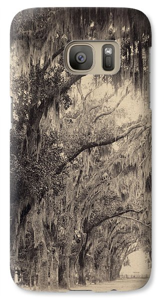 Galaxy Case featuring the painting Georgia Oak Trees, C1887 by Granger