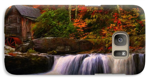 Glade Creek Grist Mill Galaxy S7 Case
