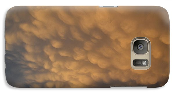 Galaxy Case featuring the photograph Golden Light  by Lyle Crump