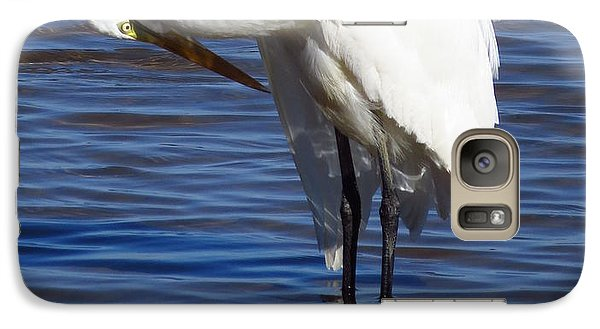 Galaxy Case featuring the photograph Graceful by Phyllis Beiser