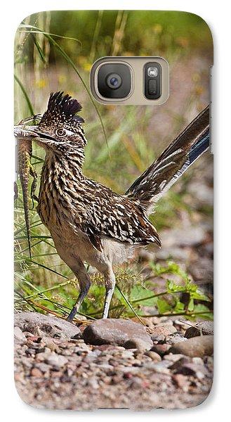 Greater Roadrunner (geococcyx Galaxy S7 Case
