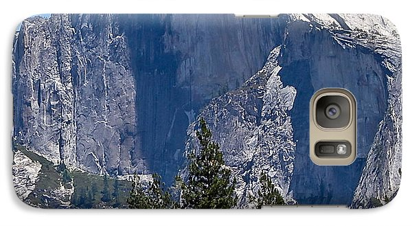 Galaxy Case featuring the photograph Half Dome by Brian Williamson