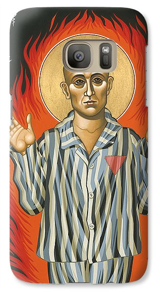 Holy Priest Anonymous One Of Sachsenhausen 013 Galaxy S7 Case