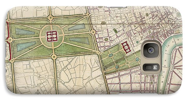 Hyde Park Galaxy Case by British Library
