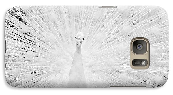 Galaxy Case featuring the photograph Hypnotic Power by Simona Ghidini